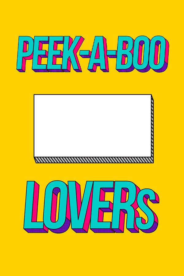 PEEK-A-BOO □ Lovers